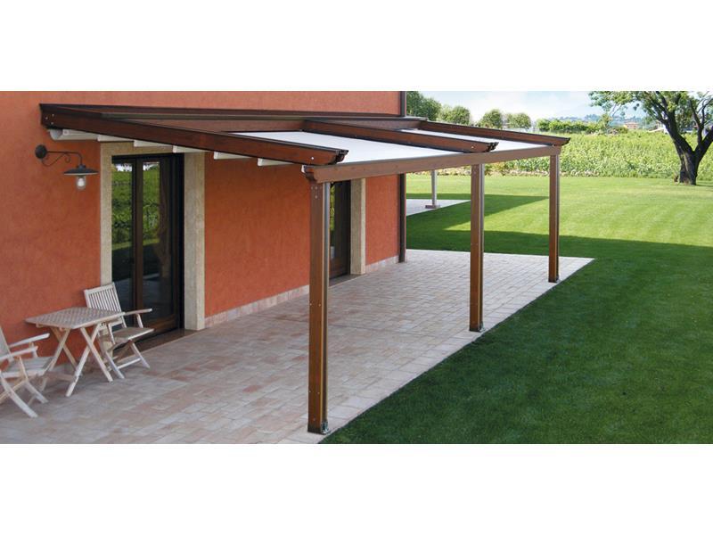 pergolati in legno con copertura vetro : Pergolati In Legno Con Copertura Vetro : pergole-strutture-da-esterno ...